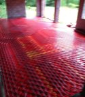 Square thumb underfloor heating