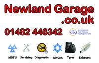 Profile thumb newland garage business card