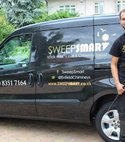 Square thumb chimney sweep north london