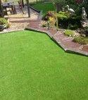 Square thumb lazylawn japanese garden