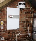 Square thumb electric boiler wirral