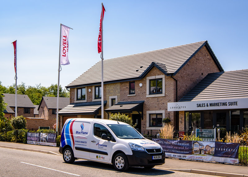 Blue Flame Services Limited Boiler Central Heating And