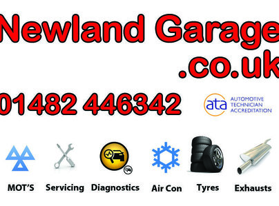 Primary thumb newland garage business card