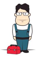 Profile thumb plumbing geeks logo