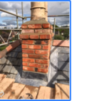 Square thumb chimney