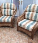 Square thumb conservatory suite cushions 2
