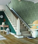 Square thumb stairlift image 5