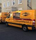 Square thumb vans