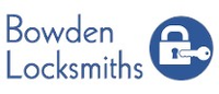 Profile thumb bowden locksmiths logo