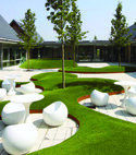 Square thumb endeavour school grass