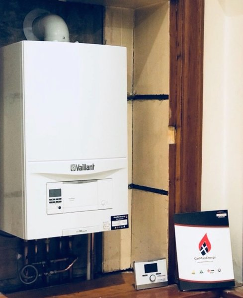 Gasman Energy Advisory Services Ltd Gas Installers In