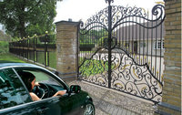 Profile thumb bespoke gates