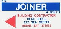 Profile thumb joiner logo