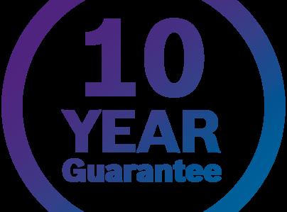 Primary thumb 10 year guarantee roundels grad