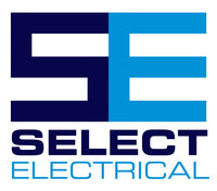 Profile thumb select electrical logo