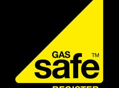 Primary thumb gas safe logo