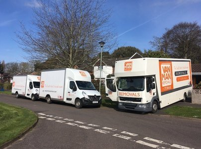 Primary thumb house removals exeter devon