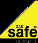 Square thumb gas safe logo