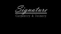 Profile thumb signature logo