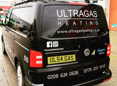 Primary thumb ultragas van