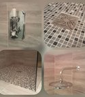 Square thumb wetroom