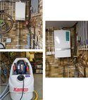 Square thumb howe drive system boiler replacement with 10 year warranty and powerflushed
