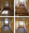 Square thumb hervines court kitchen pipework supplies renewed and kitchen upgraded