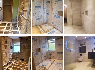 Primary thumb  which  devonshire close wetroom installation
