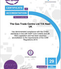 Square thumb chas 2019 certificate