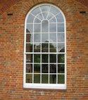 Square thumb window frame repairs
