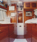 Square thumb boat joinery bedroom
