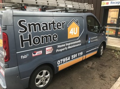 Primary thumb smarter home van