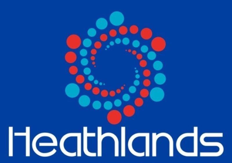Gallery large blue background logo