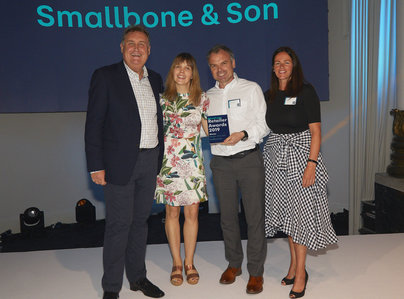 Primary thumb smallbone  son   retailer of the year  u50   3