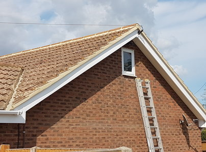 Primary thumb kent roofing   recement of gable