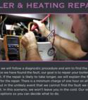 Square thumb boiler repairs 2