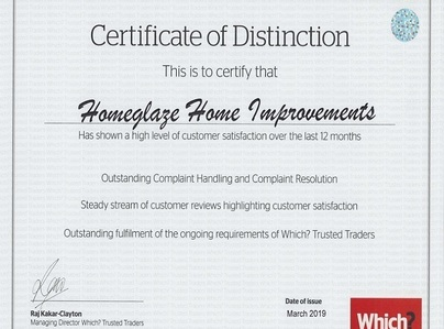 Primary thumb certificate of destinction 2