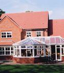 Square thumb rehau home conservatory
