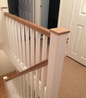 Square thumb stairs