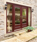 Square thumb classic french doors clear copy