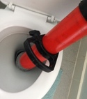 Square thumb emergency plumber drainage  2