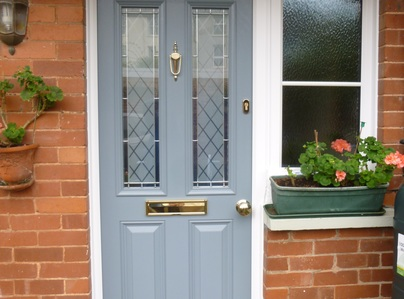 Primary thumb composite door 8