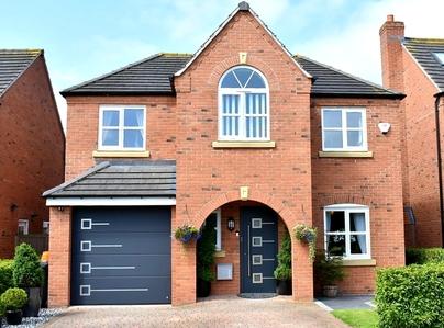 Primary thumb ryterna front door   bespke design   matching garage door   anthracite grey