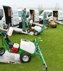 Square thumb lawntech s sprayers ready for action
