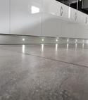 Square thumb kitchen kickboard led lighting