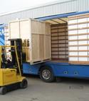 Square thumb vehicle loading cont 2