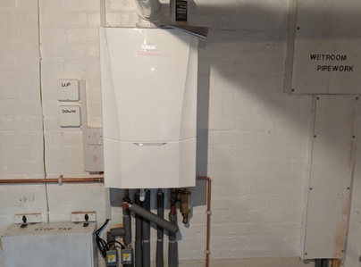 Primary thumb ideal vogue max new install all pipes lagged