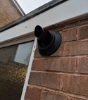 Square thumb ideal vogue max flue external