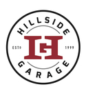 Square thumb hillside logo