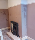 Square thumb damp proofing in liverpool